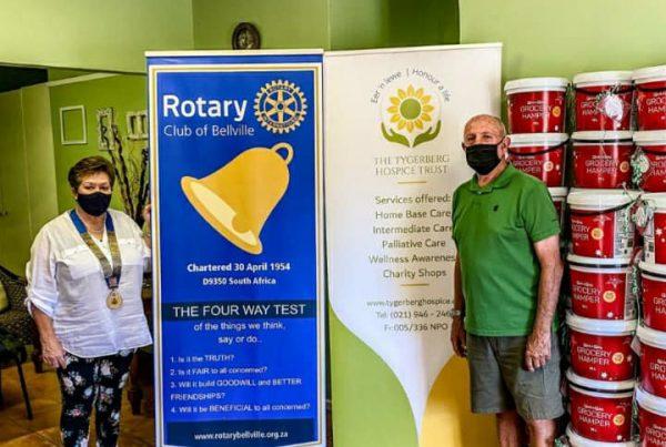 Rotary Club of Bellville - Tygerberg Hospice